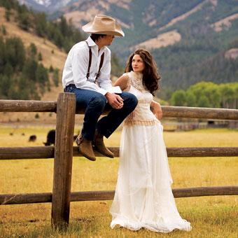 Western Wedding Dresses Weddinggowns973 S Blog